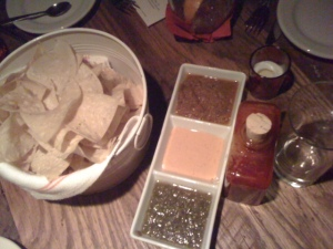 chips & salsas