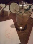 """the bald man"" 