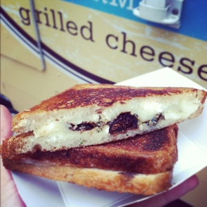 Brie Melt from Roxy's