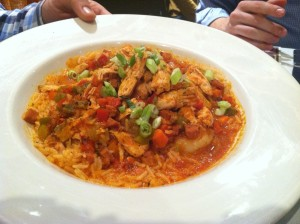 Jambalaya - full portion